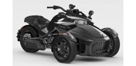 2021 Can-am Spyder F3 SE6 STD
