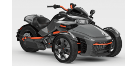 2021 Can-am Spyder F3-S special series SE6